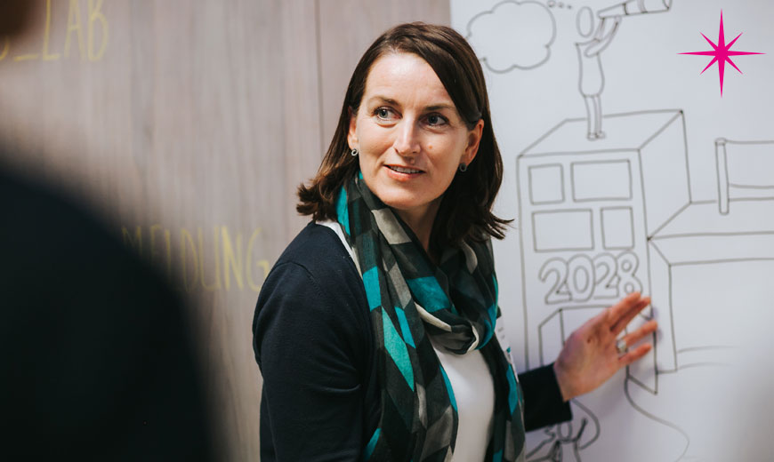 Melanie Zucker Workshop Weiterbildung
