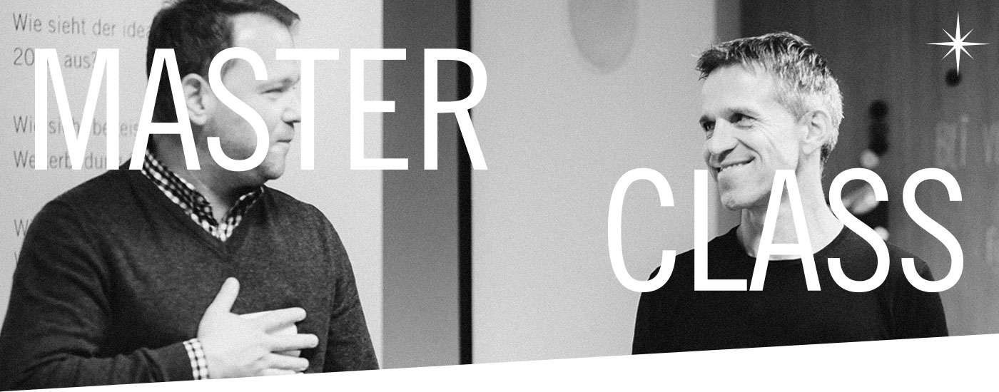 Masterclass - Das Leadership Transformation Programm