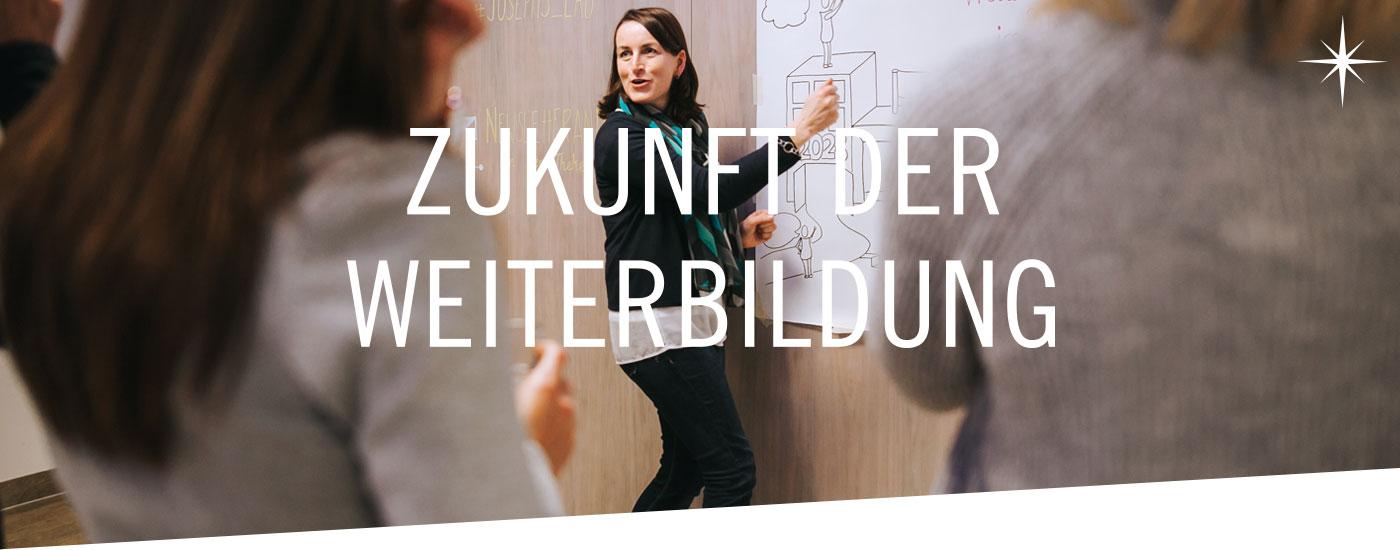 Corporate Learning - die Zukunft der Weiterbildung