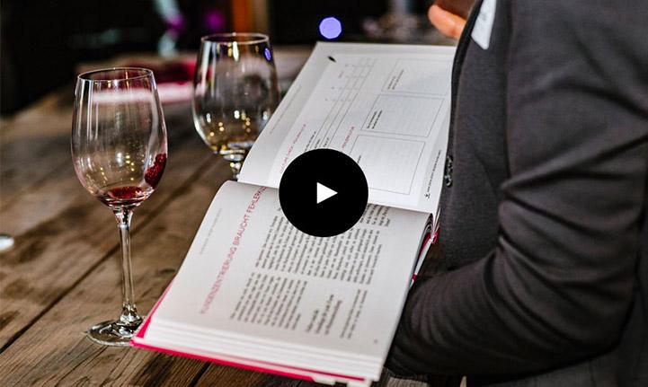 Video zur Buchpremiere von SPARKLE - Das Buch