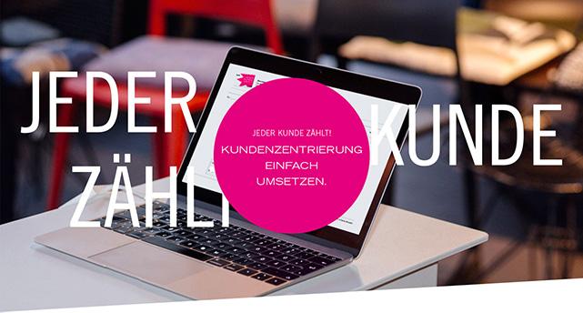 Widget für das Produkt Jeder Kunde zählt - Live Online Impulse